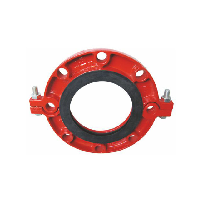 Grooved Flanged